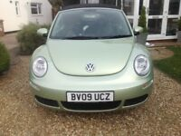 Gorgeous bug. Low mileage, full service history 2 previous owners. Great condition inside and out.