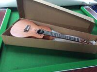 Baton Rouge V2 - CCE sun concert ukulele cutaway electro