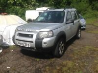 LANDROVER 4x4 FOR REPAIR WITH ENGINE.