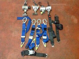 Wheelchair Seats Belts