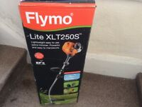 FLYMO PETROL STRIMMER