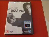 Brand new Jason Bourne dvd