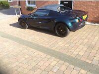 Lotus Elise S1 convertable
