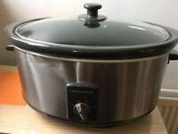 Slow Cooker 6.5lts in working order