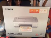 Canon Pixima MG2450 Printer/ scanner/ copier