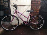 'Atlanta Instinct S9000' 15 speed lady's mountain bike