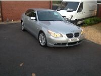 BMW 545i Rare. Lots of extras, low mileage, fantastic condition for year.