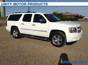 2012 Chevrolet Suburban LTZ- 2nd and 3rd Row DVD, Power liftgate