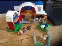 Little people Farm 3