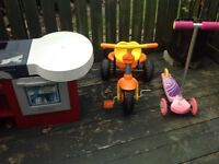 Free kids toys , feel free to collect, all used condition