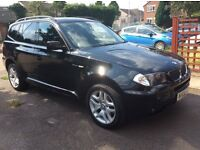 BMW X3 2.0d M SPORT - SUPERB CONDITION - FULLY SERVICED AND MORE!!! BARGAIN !!!