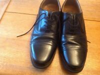 Men's Clarks leather shoes in.excellent condition