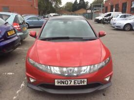 2007 Honda Civic Type S Good Condition with history and mot