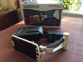 Enhanced Vison Pebble HD hand held magnifier