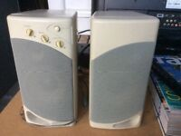 Powered speakers for Laptop PC or small TV