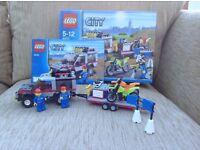 Lego City Dirt Bike Transporter