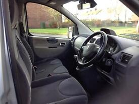 Peugot expert tepee leisure HDI 120 ex private hire taxi