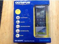 OLYMPUS 2gb voice recorder