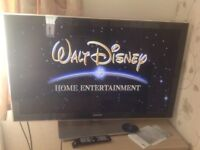 Samsung LCD TV and Blue Ray Home Cinema System