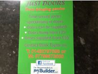 Just doors door hanging service Door fitting joiner supplying doors from £55 doors hung from £25