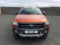 Ford Ranger Wildtrak 3.2cc 2015 £16,500 NO VAT