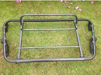 MGTF Boot Luggage Rack Lockable
