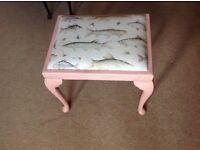 Piano stool/dressing table stool