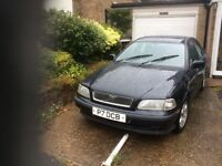 19 years and never let me down. Needs nothing doing to it and has sunroof,6 track cd leather seats