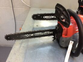 2 x Chainsaws for sale both need repair.