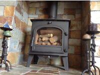 Norreskoven Cleanburn 4.9kw Multifuel stove