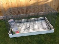 Indoor small pet cage