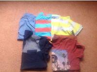 Boys t-shirts 12 yrs