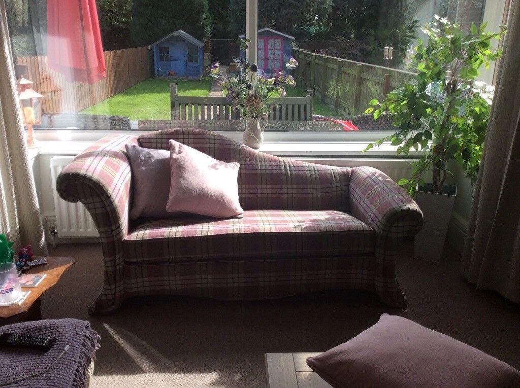 Unusual Shaped Sofa