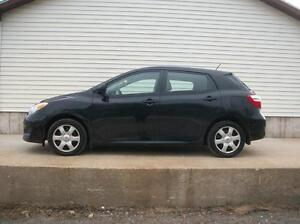2010 Toyota Matrix 5 DOOR MANUAL
