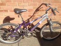 """Girls 15"""" bike for spare or repair"""