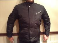 Motor bike jackets full armour and totally weatherproof Tuscano Urbano, WEISE 07763200010