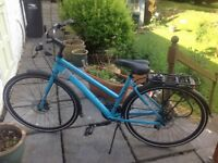 Ladies & Gent new bicycles for sale and tow ball bike rack