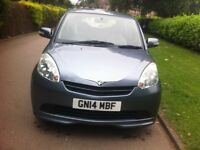Perodua Myvi 2014 Carry Toyota Yaris Engine, 1.3 Engine 23,000 Mileages, 1 Previous Owner, 1year MOT