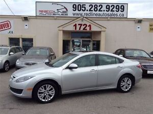 2009 Mazda MAZDA6 GS with Sunroof, WE APPROVE ALL CREDIT
