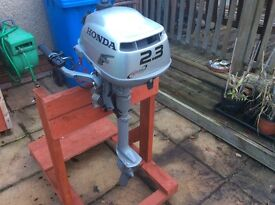 Short shaft Honda Outboard