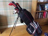 Macgregor Apollo DX plus. Includes bag. As new.