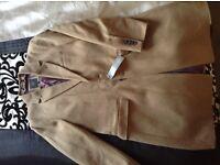 Brand New Men's Coat - Jasper Conran