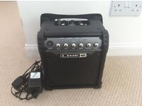 Hardly used Line 6 micro Spider 2 channel guitar amp