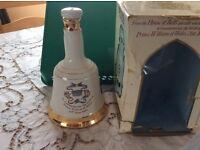 Commemorative Whisky Bottle.