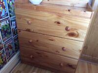 Bedroom drawers