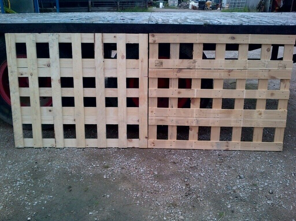 Wooden Sections Ideal Fencing In Leyland Lancashire Gumtree