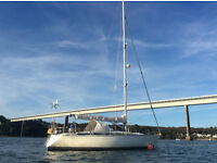 SIGMA41 Sailing Yacht for sale