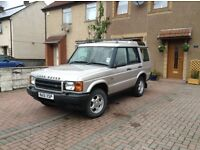 Landrover Discovery 2 TD5 2001