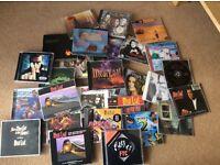 28 MUSIC CDS. VARIOUS ARTISTS.