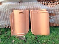 Sandtoft Goxhill County Clay Roof and End Tiles